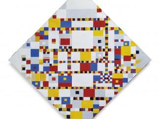 Piet Mondriaan - Victory Boogie Woogie, 1942-44