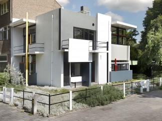 Casa-Rietveld Schröder Utrecht, exterior
