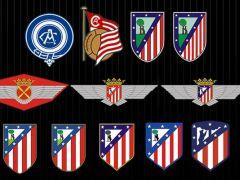 El Atlético de Madrid presenta un nuevo diseño del escudo del club
