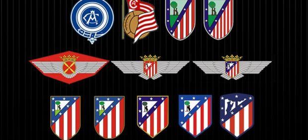 El Atlético de Madrid sorprende a todos y presenta un nuevo diseño del escudo del club