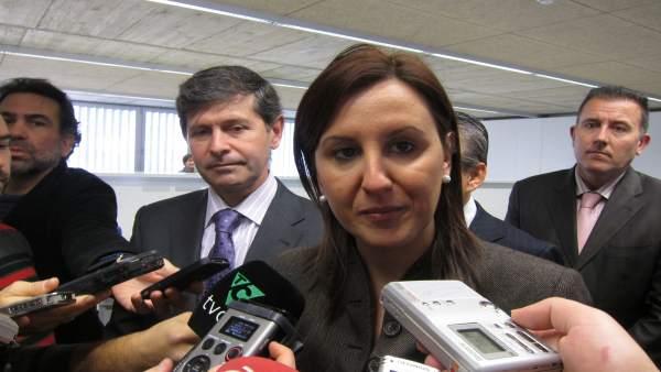 María José Catalá, en una imagen de archivo