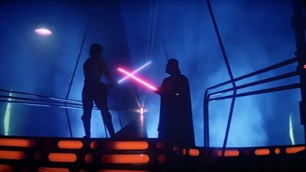 Star Wars, sables láser