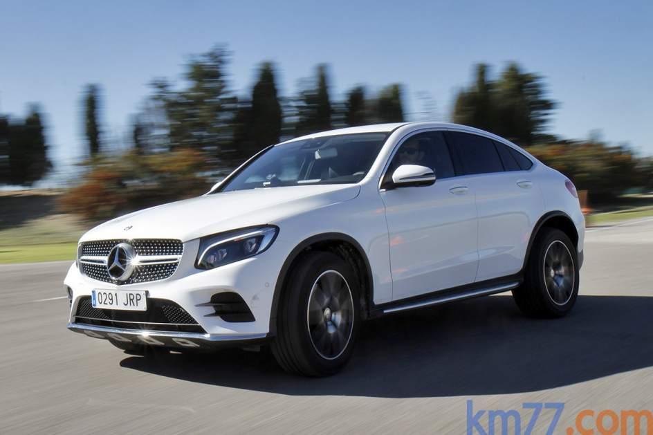 Mercedes benz glc coup todoterreno con alma deportiva for Mercedes benz of wilmington de