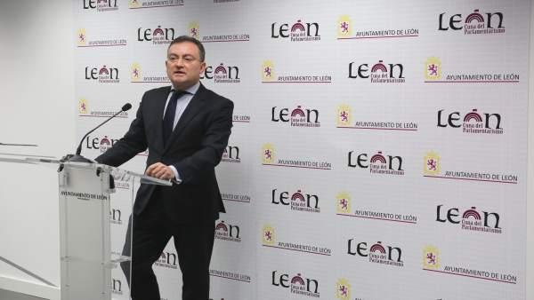 Prensa Aytoleón. Junta De Gobierno. Estrategia 'León Norte'