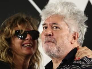 Pedro Almodóvar en la Academia de Cine
