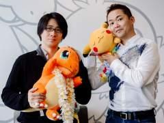 Shigeru Ohmori y Junichi Masuda