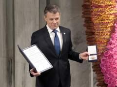 Santos, premio Nobel