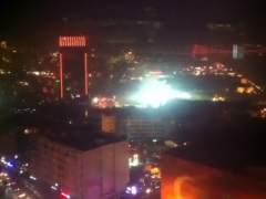 Al menos 20 heridos por un atentado cerca del estadio del Besiktas, en Estambul