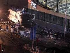 Al menos 13 muertos en un atentado cerca del estadio del Besiktas, en Estambul