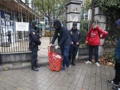 El Ayuntamiento de Madrid pide actuar contra las pancartas islamófobas