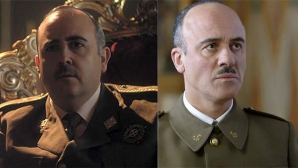 Actores que interpretaron a Franco