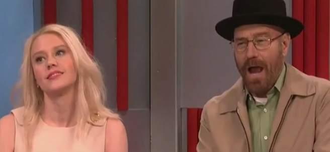 Walter White en 'SNL'