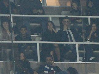 Cristiano Ronaldo y su nueva novia