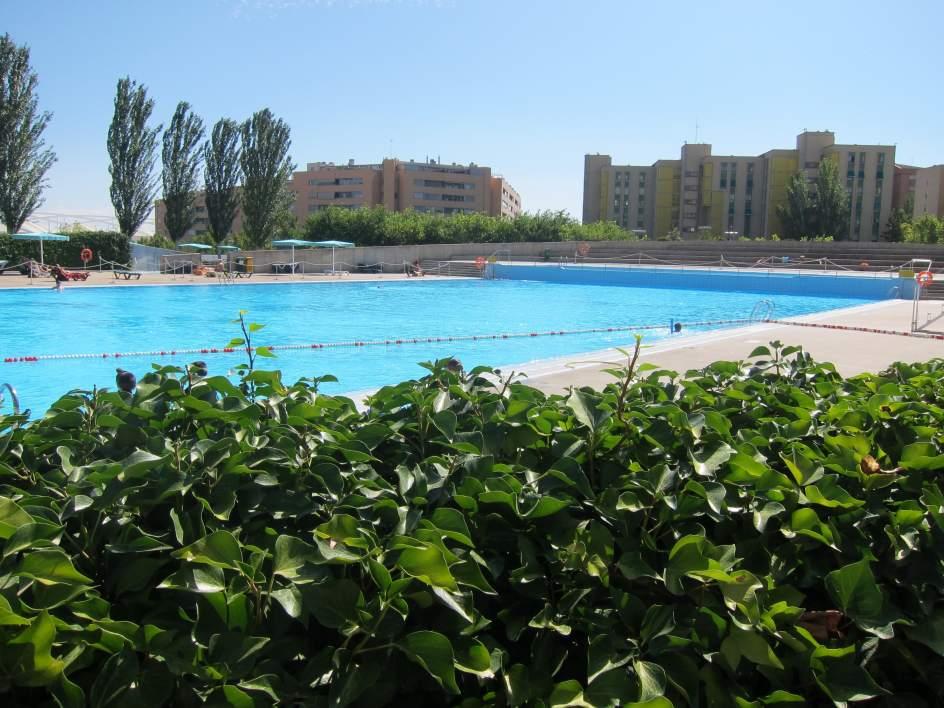 Los colegios de la capital usar n gratis las piscinas for Piscinas municipales madrid centro