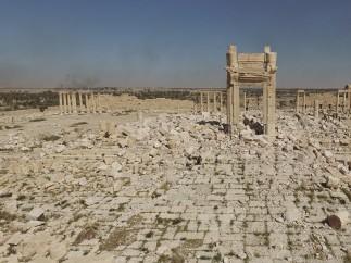 Palmyre - Arche Temple Bêl