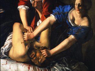 'Giuditta decapita Oloferne', 1617