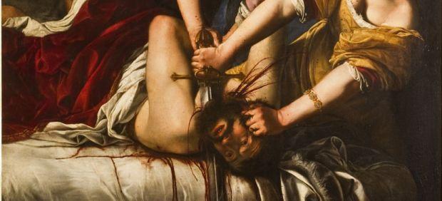 'Giuditta che decapita Oloferne', 1620-21 ca.