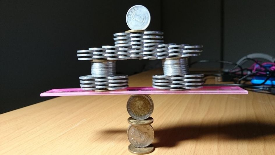 Japon s apila monedas en perfecto equilibrio galer a - Equilibrio en japones ...