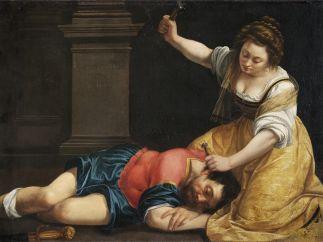 'Giaele e Sisara', 1620