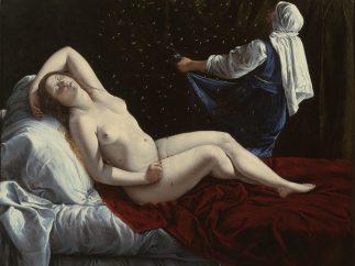 'Danae', 1612 ca.