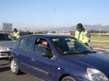 Controles de tráfico de la DGT