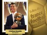 Cristiano Ronaldo Balón de Oro 2016