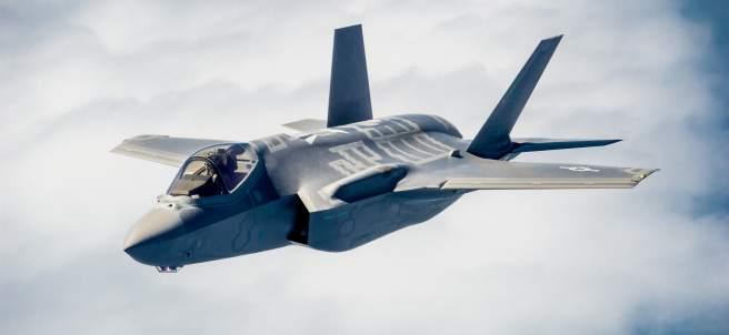 Avión F-35