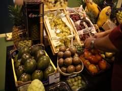 Frutas, fruta, verduras, verdura