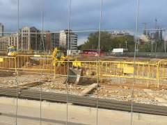 Bimsa rescinde el contrato de las obras de Glòries con las constructoras