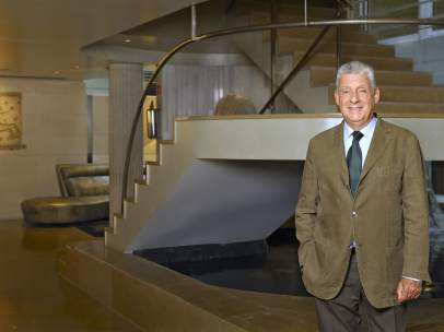 El presidente del Gremio de Hoteles de Barcelona, Jordi Clos