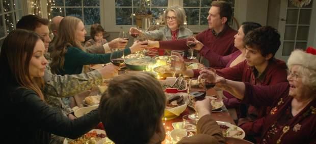 'Navidades, ¿bien o en familia?'