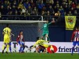 Jan Oblak Atlético Villarreal