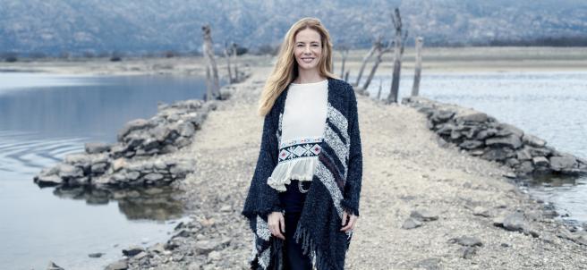 Paula Vázquez presenta El Puente