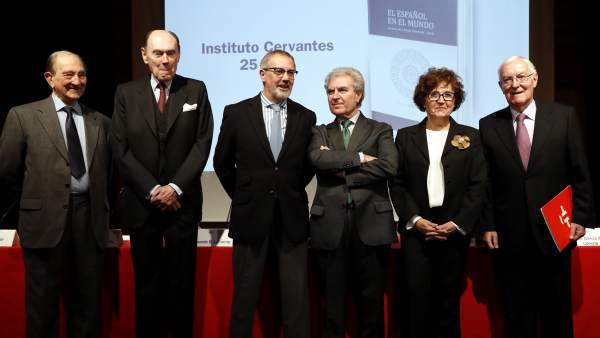 Directores del Instituto Cervantes