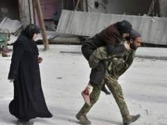 Al menos 11 muertos por la explosión de un camión bomba en un campamento sirio