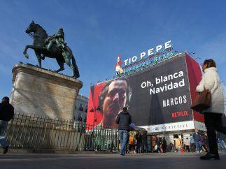 Un cartel que no gusta a Colombia