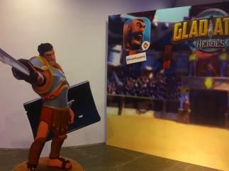 Gladiator Heroes, desde Sevilla al mercado mundial.