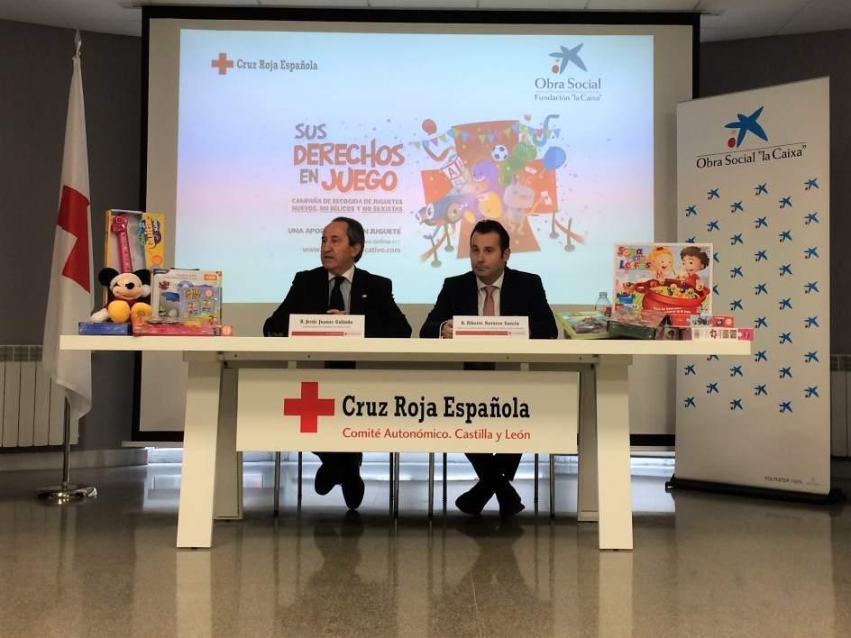 Caixabank dona euros a cruz roja para que for Pisos caixabank