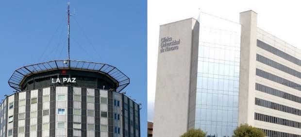 La paz y la cl nica de navarra repiten como los mejores - Hospital universitario de la paz ...