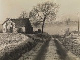 Albert Renger-Patzsch, Gehöft in Essen-Frohnhausen und Zeche Rosenblumendelle, 1928