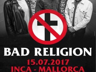 Cartel de Bad Religion