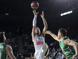 Darussafaka - Real Madrid