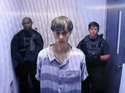 Dylann Roof, el supremacista blanco que mató a 9 negros en Charlotte