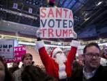 Un fan de Donald Trump