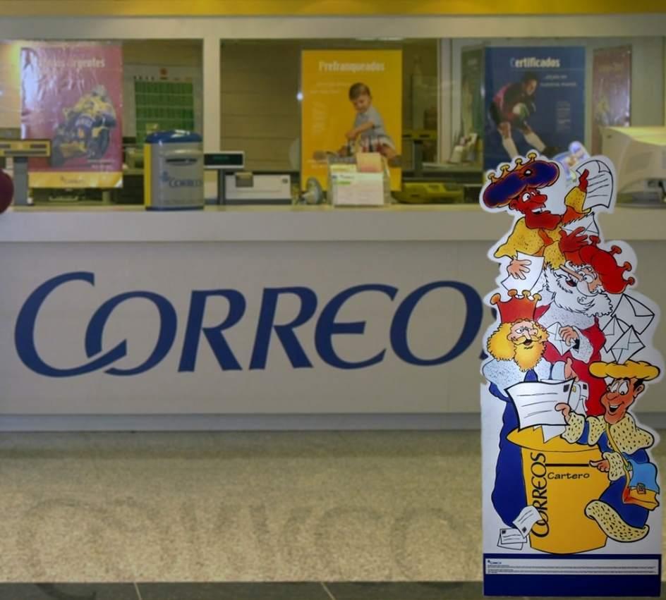Correos instala 16 buzones en asturias para recoger las for Correo real madrid