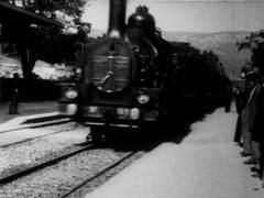 Fotograma d'un film de l'any 1917 dels germans Lumière.