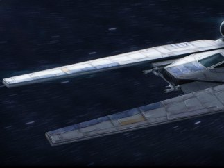Nueva nave de combate U-Wing