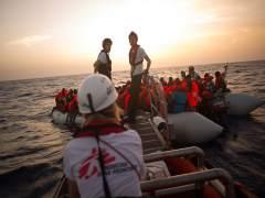 150 inmigrantes desaparecidos tras un naufragio en el Mediterráneo