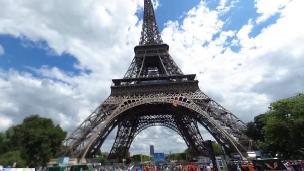 París Levantará Un Muro Antibalas Alrededor De La Torre