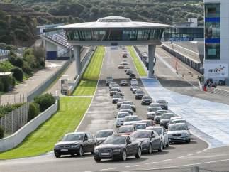 Puertas abiertas en el Circuito de Jerez